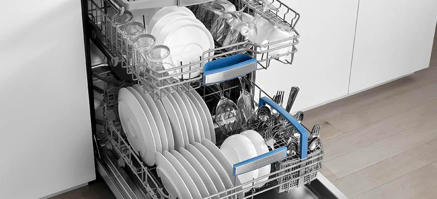 مزایای استفاده از ماشین ظرفشویی