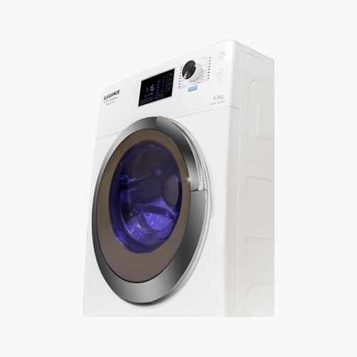 ماشین لباسشویی تمام اتوماتیک مدل 12008