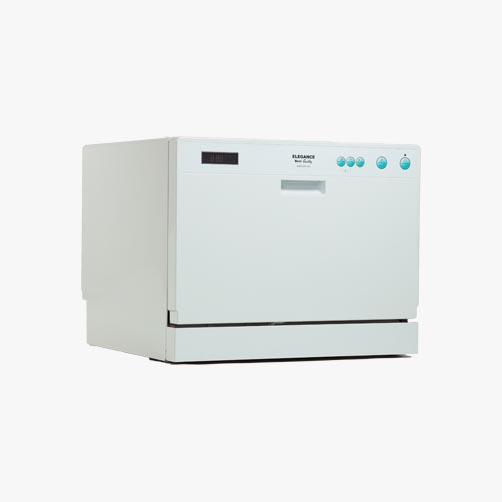 ماشین ظرفشویی دیجیتال رومیزی مدل WQP6-3203